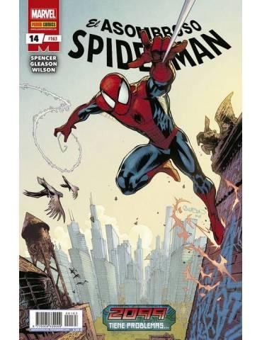 El Asombroso Spiderman 163