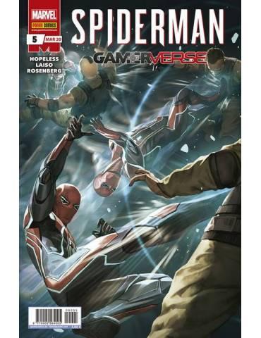 Spiderman: Gamerverse 05