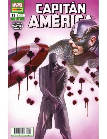 Capitán América 13