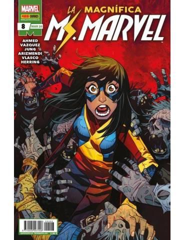 La Magnífica Ms. Marvel 08