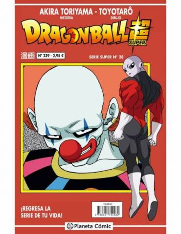 Dragon Ball Serie Roja Nº239