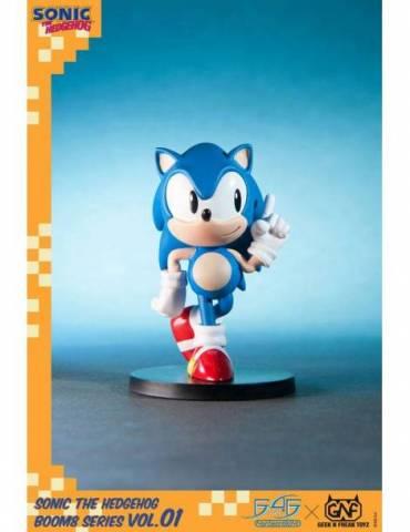 Figura Sonic The Hedgehog:...