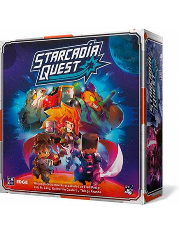 Starcadia Quest (Castellano)