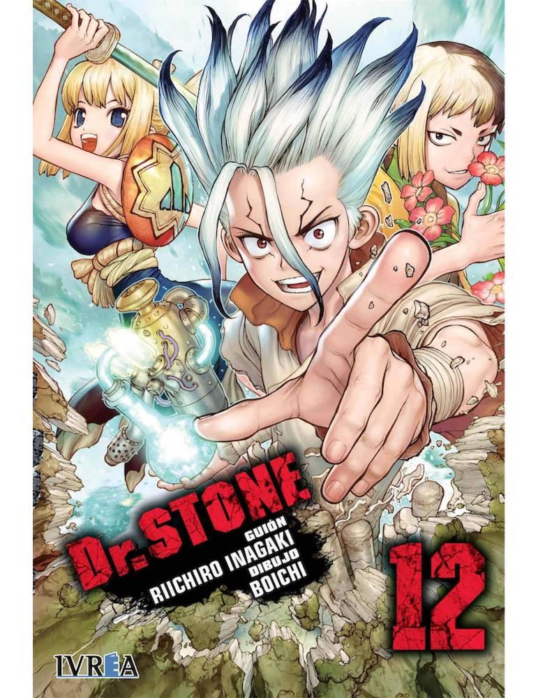 Dr. Stone 12