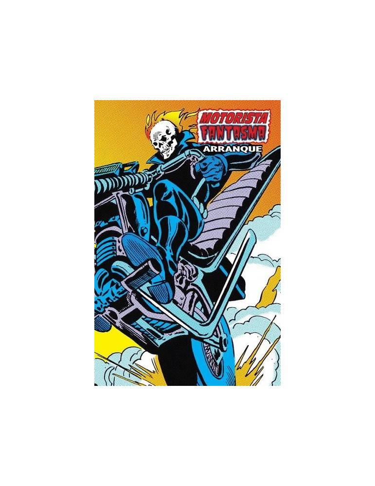 Marvel Limited Motorista Fantasma Arranque (Marvel Limited Edition)