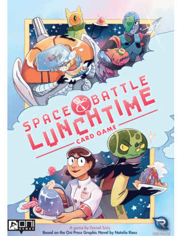 Space Battle Lunchtime Card Game