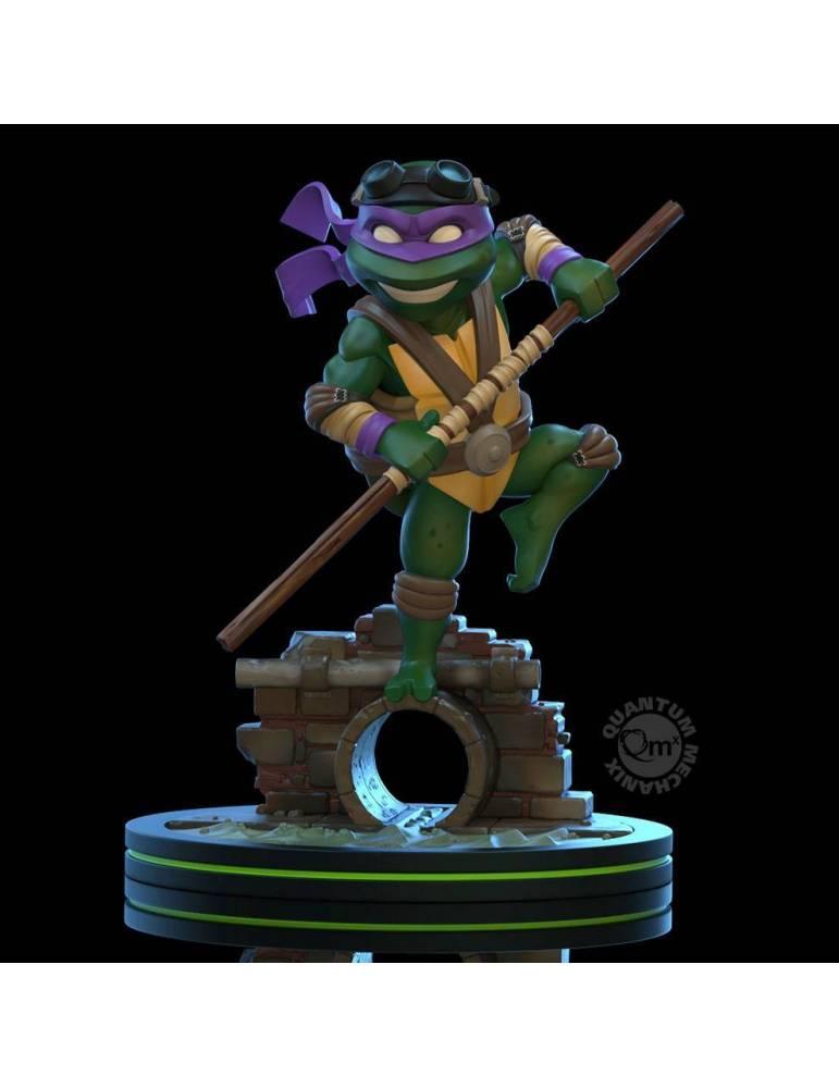 Figura Q-Fig Tortugas Ninja: Donatello 13 cm