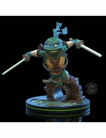 Figura Q-Fig Tortugas Ninja: Leonardo 13 cm
