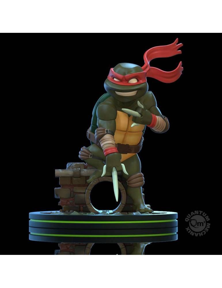 Figura Q-Fig Tortugas Ninja: Rafael 13 cm