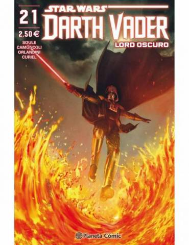 Star Wars Darth Vader Lord Oscuro Nº21/25