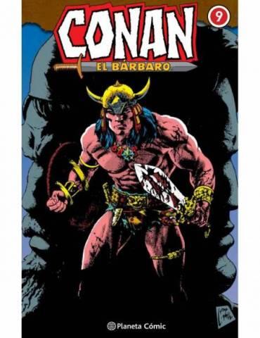 Conan El Bárbaro (Integral) Nº09/10