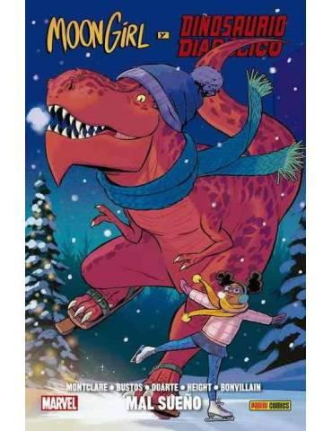 Moon Girl y Dinosaurio Diabólico 08: Leyendas de la Calle Yancy