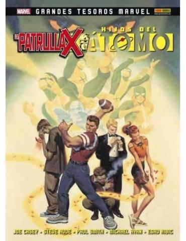 Grandes Tesoros Marvel La Patrulla-X: Hijos del Atomo
