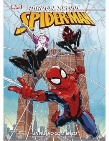 Marvel Action. Spiderman 01: Un Nuevo Comienzo