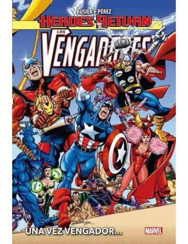 Los Vengadores 01. Una Vez Vengador