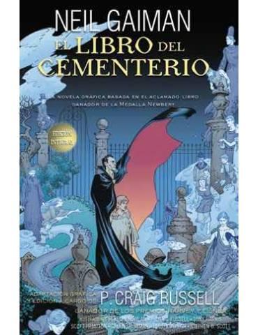 El Libro del Cementerio Omnibus (Cómic)
