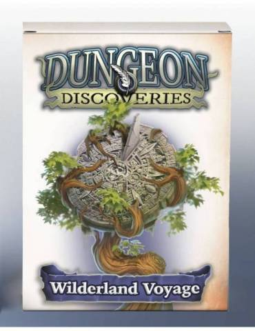 Dungeon Discoveries - Wilderland Voyage