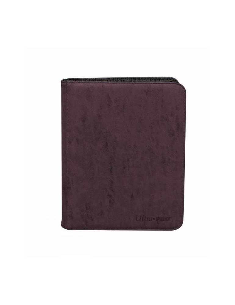 Premium PRO Binder Suede 9-Pocket Ultra Pro Amethyst