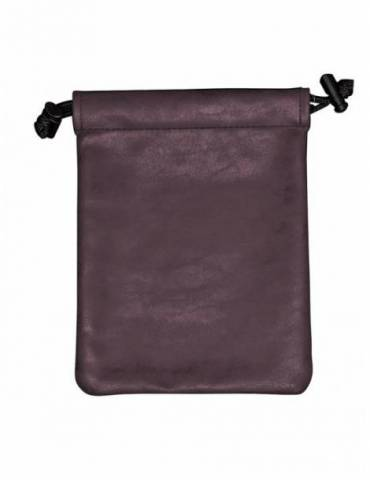 Bolsa Treasure Nest Suede Collection Ultra Pro Amethyst