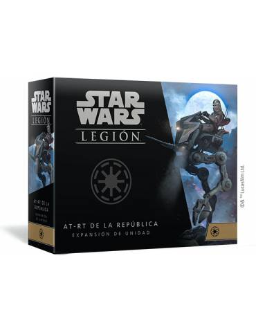 Star Wars: Legión - AT-RT...
