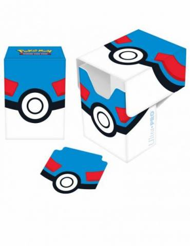 Caja De Mazo Pokemon Great Ball Ultra Pro
