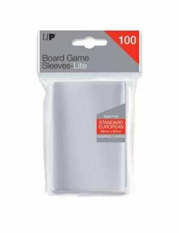 Fundas Ultra Pro Lite Standard European Board Game 59 X 92 mm (100)
