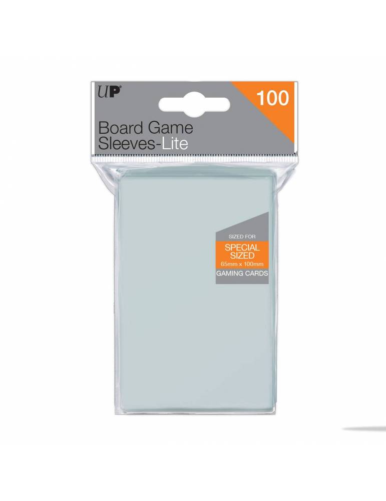 Fundas Ultra Pro Lite Special Sized Board Game 65 X 100 mm (100)