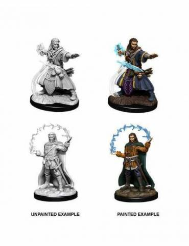 D&D Nolzur's Marvelous Miniatures: Male Human Wizard