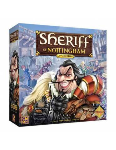 Sheriff of Nottingham (Second Edition) (Inglés)