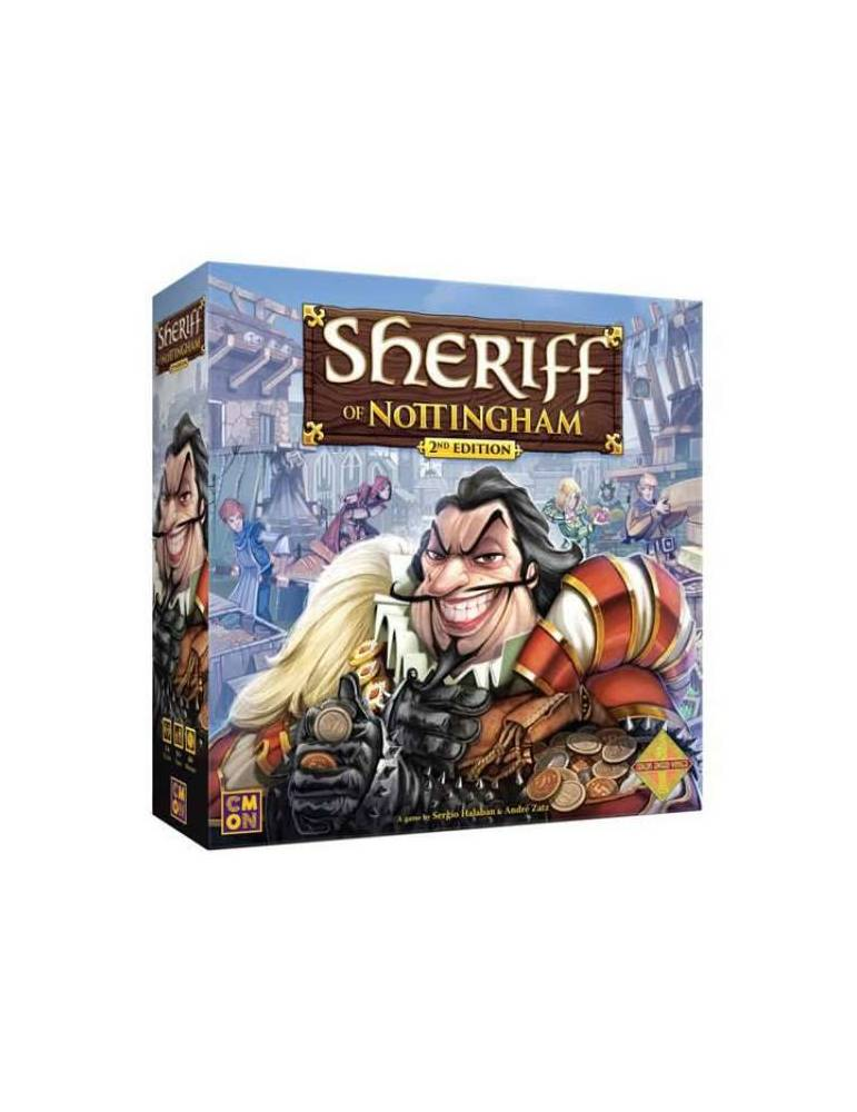 Sheriff of Nottingham (Second Edition) (Inglés)