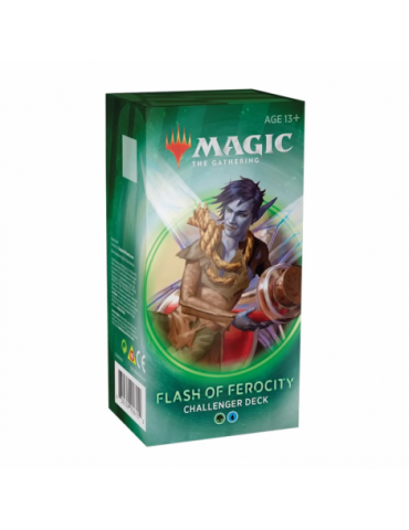 Magic Challenger Decks...