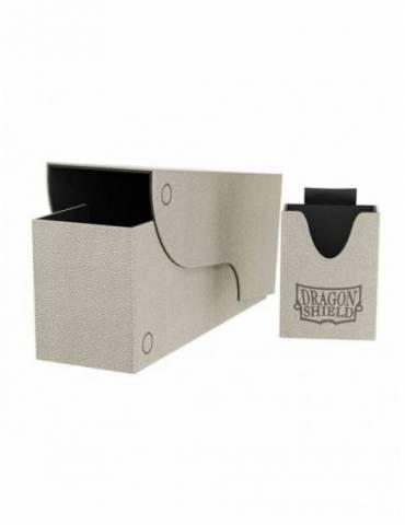 Caja De Mazo Dragon Shield Nest Box 300+ - Color Gris
