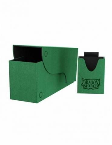 Caja De Mazo Dragon Shield Nest Box 300+ - Color Verde