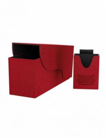 Caja De Mazo Dragon Shield Nest Box 300+ - Color Rojo