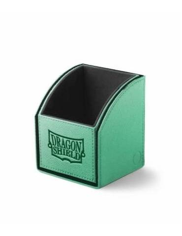 Caja De Mazo Dragon Shield Nest Box Simple - Color Verde/Negro