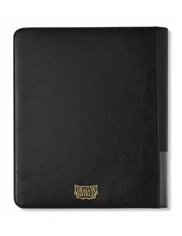 Portafolio Dragon Shield Card Codex Zipster Black (Stable Incl 18/16 Pp)