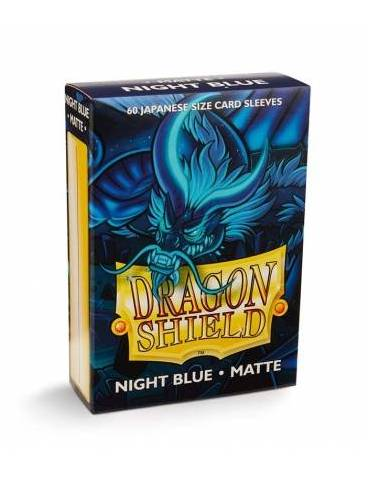 Fundas Dragon Shield Small Matte Night Blue