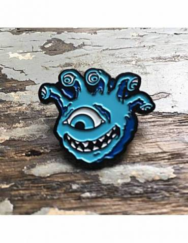 Pin Creature Curation: Eyegor Blue