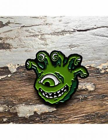 Pin Creature Curation: Eyegor Green
