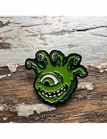 Pin Creature Curation: Eyegor Green