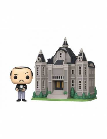 Figura Pop Batman 80th Town Vinyl Wayne Manor w/Alfred 9 cm