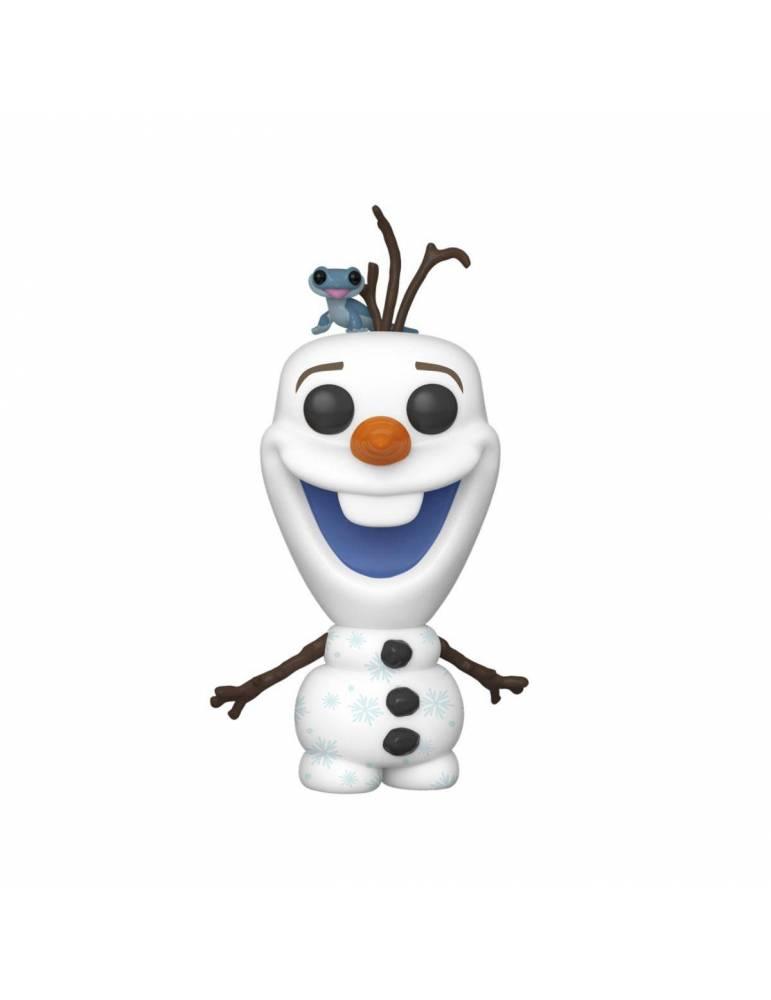 Figura Pop Frozen 2: El Reino del Hielo: Olaf & Bruni 9 cm