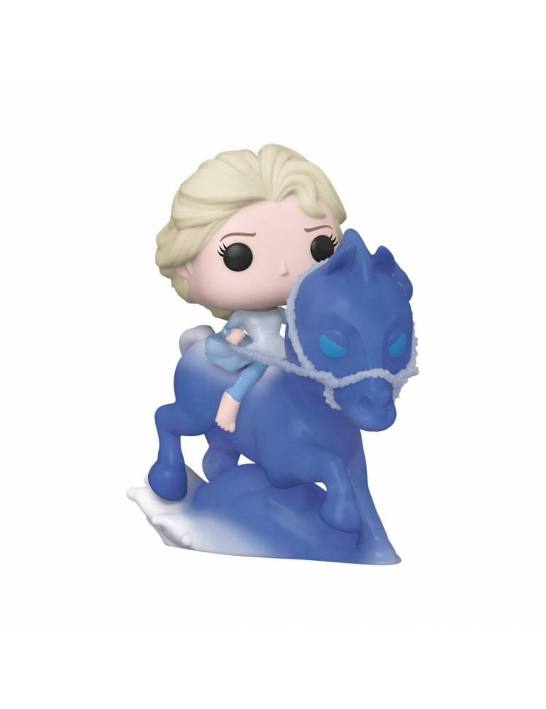 Figura Pop Frozen 2: El Reino del Hielo Rides: Elsa Riding Nokk 18 cm