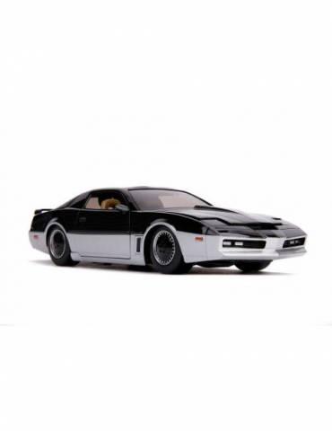 Vehículo Knight Rider 1/24 1982 Pontiac Trans Am K.A.R.R.