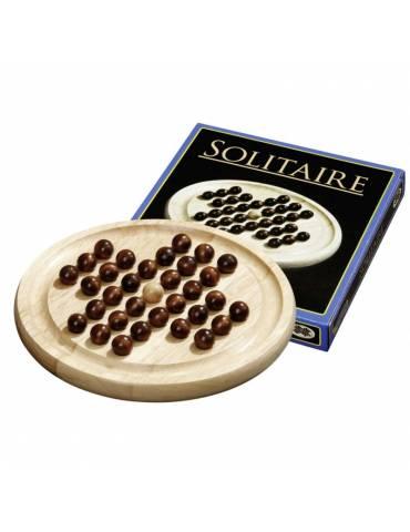 Solitario - juego de madera