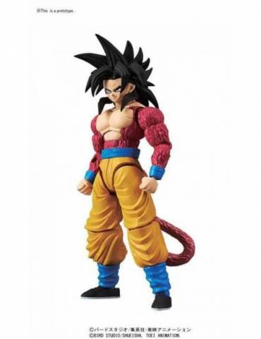 Maqueta Dragon Ball Gt...