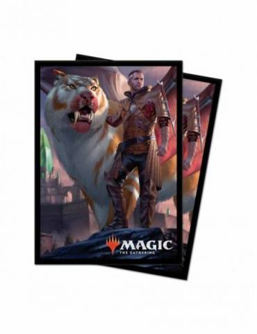 Fundas Ultra Pro V1 Magic Ikoria: Lair Of Behemoths. Tamaño Standard 66x91mm. 100 Unidades