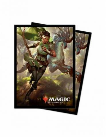 Fundas Ultra Pro V2 Magic Ikoria: Lair Of Behemoths. Tamaño Standard 66x91mm. 100 Unidades