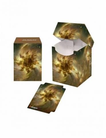 Caja De Mazo Magic Ultra Pro 100+ Celestial Lands - Plains