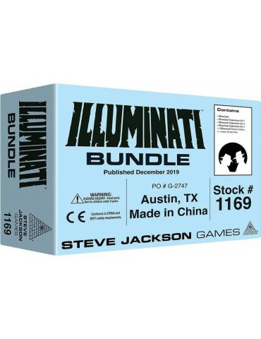 Illuminati Bundle (Inglés)